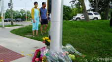Muslim family members targeted in fatal hit and wander, police yell, driver charged with murder