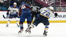 Arbitrator upholds Kadri's 8-game suspension for illegal hit