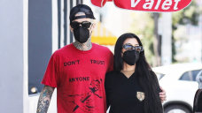 Kourtney Kardashian Posts Wild Photograph Of BF Travis Barker's Blood In a Vial & Fans Have Questions