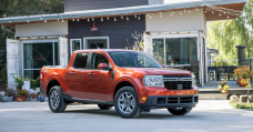 The Ford Maverick Is A Bronco Sport-Basically essentially based Pickup That Is rarely Needlessly Tall