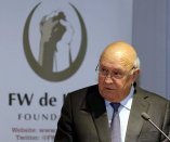Basis reacts to reports about FW De Klerk's 'out of the blue declining health'