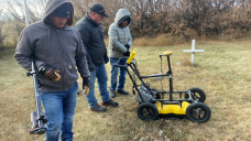 EXPLAINER: GPR, the technology used to find unmarked graves at a residential school site