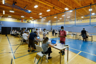 Vaccination in Laval schools relies on peer encouragement