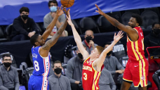 Shake Milton saves Sixers as Philly evens series with Hawks