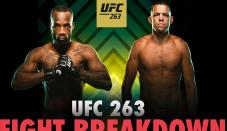 UFC 263 breakdown: Nate Diaz is a big underdog vs. Leon Edwards. Does he have a shot?