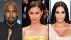 Kanye West Has Been Relationship Irina Shayk for 'Months' After Kim Split