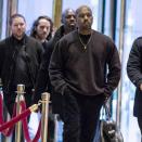 Kanye West joins Irina Shayk in France