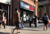 GameStop names former Amazon execs Matt Furlong, Mike Recupero as its new CEO, CFO