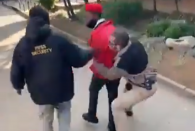 Examine: Pupil dressed in EFF gear 'forcibly ejected' from Centurion school