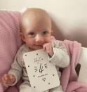 5-month-old leukaemia baby needs a life-saving donor match