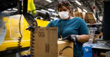 Amazon joins multimillion dollar partnership to combat common workplace injuries