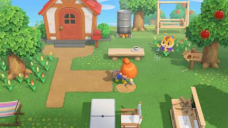Animal Crossing: Unusual Horizons Player Figures Out How To Set up Objects In The Heart Of Tables