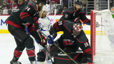 Disappointment lingers for Hurricanes after 2nd-round exit