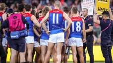 Demons up for emotion-charged AFL game
