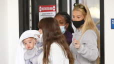 Iggy Azalea Plays With Son Onyx, 1, In Uncommon Photos To Bear  time Her 31st Birthday