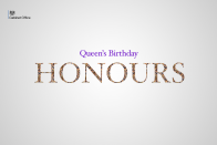 The Queen's Birthday Honours Listing 2021