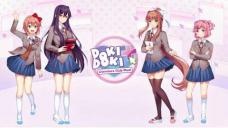 Doki Doki Literature Membership Plus Announced For Consoles And PC
