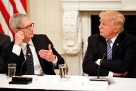 Apple says it didn't know Trump's DOJ was asking for Democrats' data when it complied with subpoena