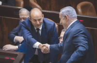 Unique government led by Bennett set to replace Netanyahu on Sunday
