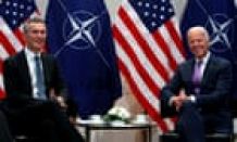 Joe Biden to use Nato summit to atone for damage of Trump years