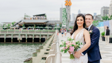 Immense Brother's Eric Stein Marries Longtime Like Marissa Nardi in NYC