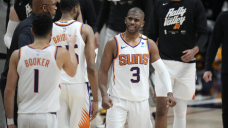Suns rising at the right time, roar into conference finals