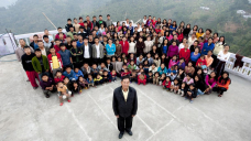 Ziona Chana, head of 'world's largest family', dead at 76