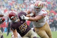 Justin Skule clears waivers, reverts to 49ers' Injured Reserve