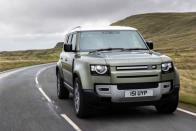 Jaguar Land Rover to develop a Defender-treasure hydrogen fuel cell EV