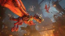 New Diminutive Tina's Wonderlands Screenshots Tease Dungeons, Dragons, And Skeleton Warriors