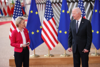 U.S. and EU resolve 17-yr Boeing-Airbus trade dispute