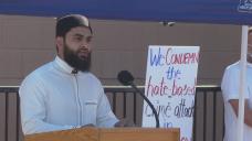 Lethbridge vigil honours London, Ont., attack victims, denounces Islamophobia