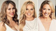 RHOC's Kelly, Elizabeth and Braunwyn React to Exit News, Heather Returns