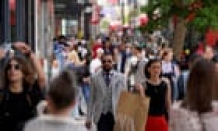 UK inflation jumps to 2.1%, above Bank of England target; house prices dip – business live