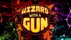 Wizard With A Gun Was Inspired By The Meme Of Gandalf With An AK-47