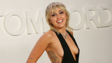 Miley Finds Her Lower Relief Tattoo, Alongside With Unique Tour Dates, With Unique String Bikini Pic