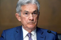Fed holds rates steady but raises inflation expectations sharply