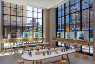 A look inside Google's first store, opening in NYC's Chelsea neighborhood tomorrow