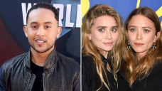 Tahj Mowry Shows Final Time He Saw Mary-Kate and Ashley Olsen