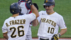 Perez, Reynolds home runs power Pirates past Indians, 6-3