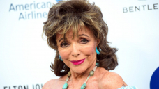 Joan Collins: Jackie did 'stunning factor' by hiding initial cancer diagnosis