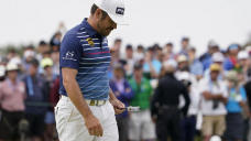 Shot into canyon costs Louis Oosthuizen at US Open