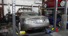 The Aston Martin DBS Can Sound As Honest As A Pagani Zonda With A Exiguous Work