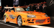 Computerized Fleet & Mad Toyota Supra Sells For $550k At Auction