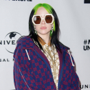 Billie Eilish apologises for mouthing apparent racial slur in old video footage