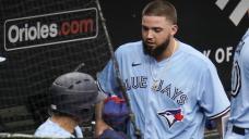 Blue Jays' Manoah suspended 5 games for hitting Franco