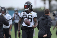 Ballot: Who will lead the Jags in interceptions this season?