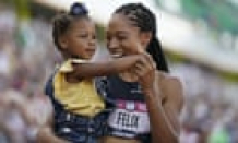 Allyson Felix wins another victory for mothers by claiming Tokyo Olympics spot | Andy Bull