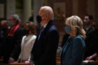 The Catholic Bishops' Brawl Over Denying Joe Biden Communion
