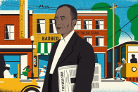 The Newspaperman Who Championed Sad Tulsa